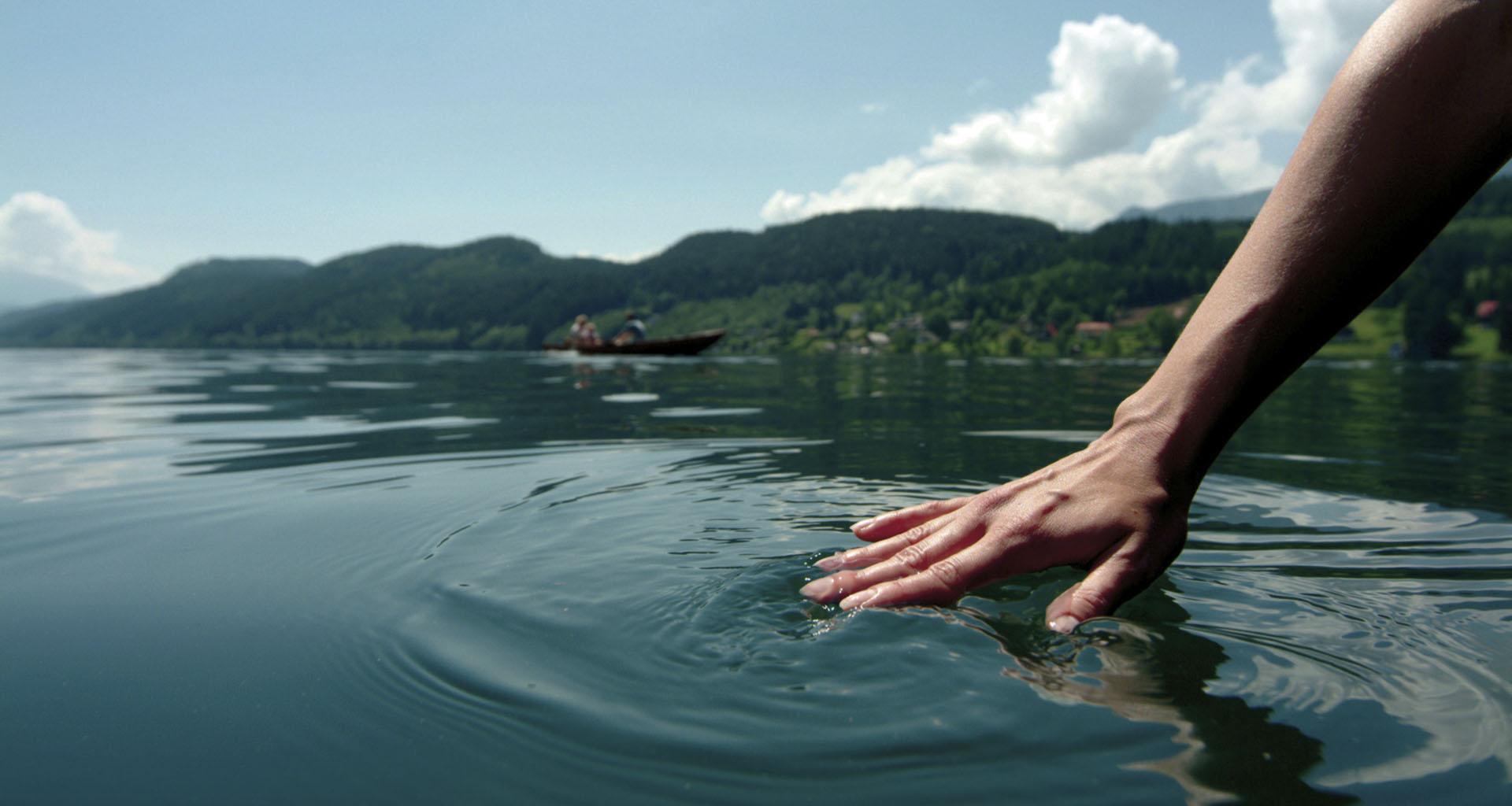 Wasser - Millstätter See